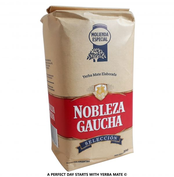 Yerba Mate Nobleza Gaucha Especial