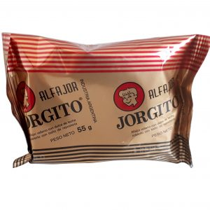 Jorgito Alfajor Sandwich Cookie