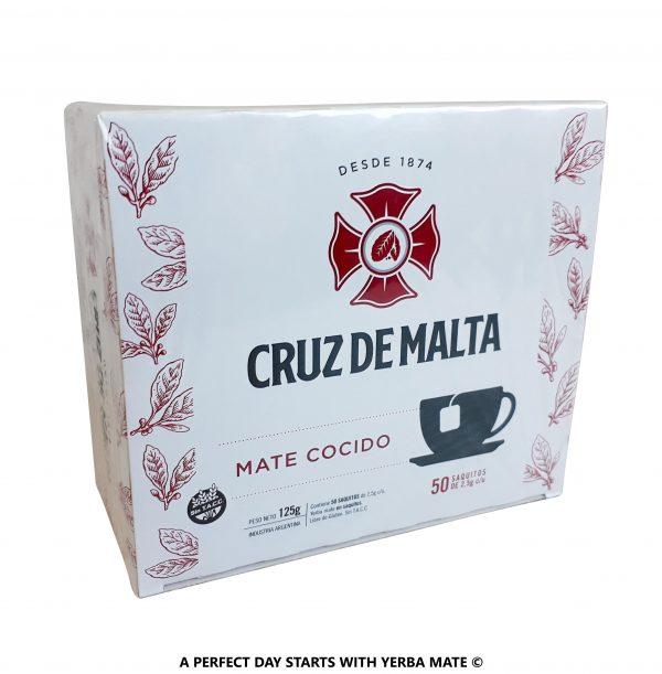 Cruz de Malta Yerba Mate Tea Bags