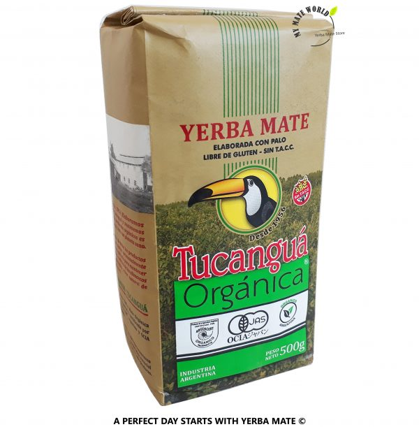 Yerba Mate Tucangua Organica