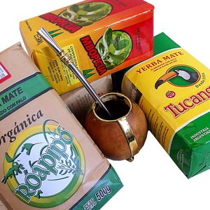 FREE SHIPPING Yerba Mate to USA & CANADA