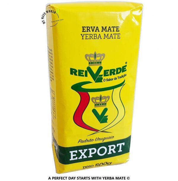 Yerba Mate Rei Verde