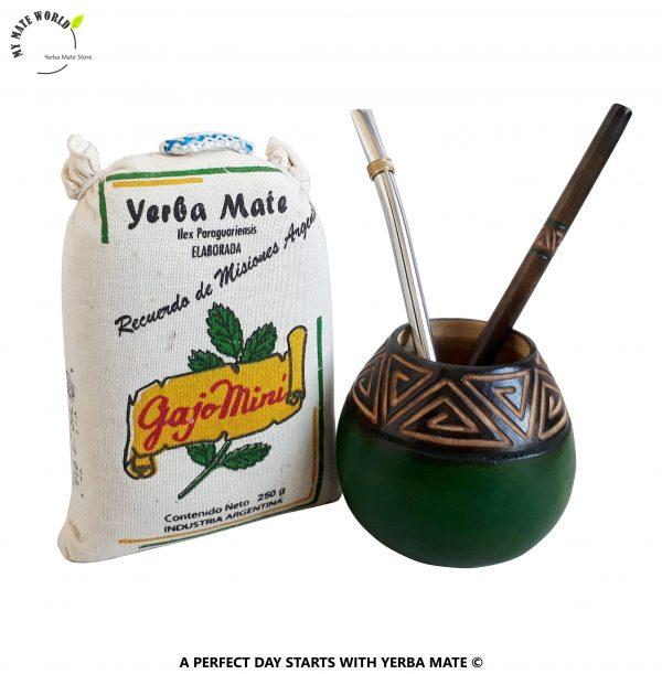 Green-Triangle-Mate-Gourd-Bombillas-Yerba